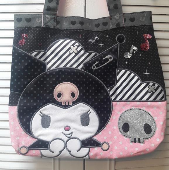 52f4f2f85 Loungefly Bags | Hello Kitty Kuromi Tote Bag | Poshmark